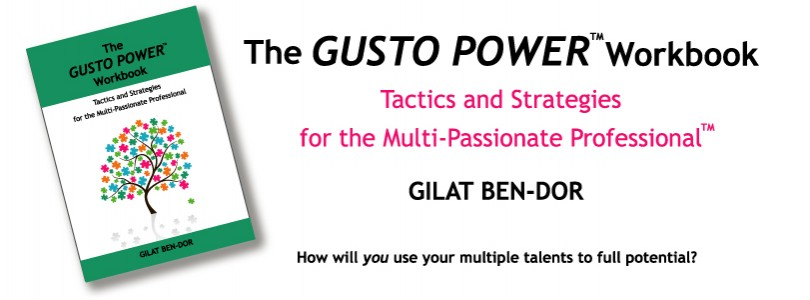 The GUSTO POWER Workbook